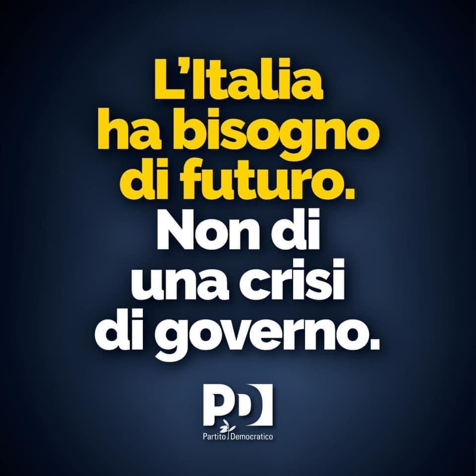 l'italia ha bisogno di un futuro
