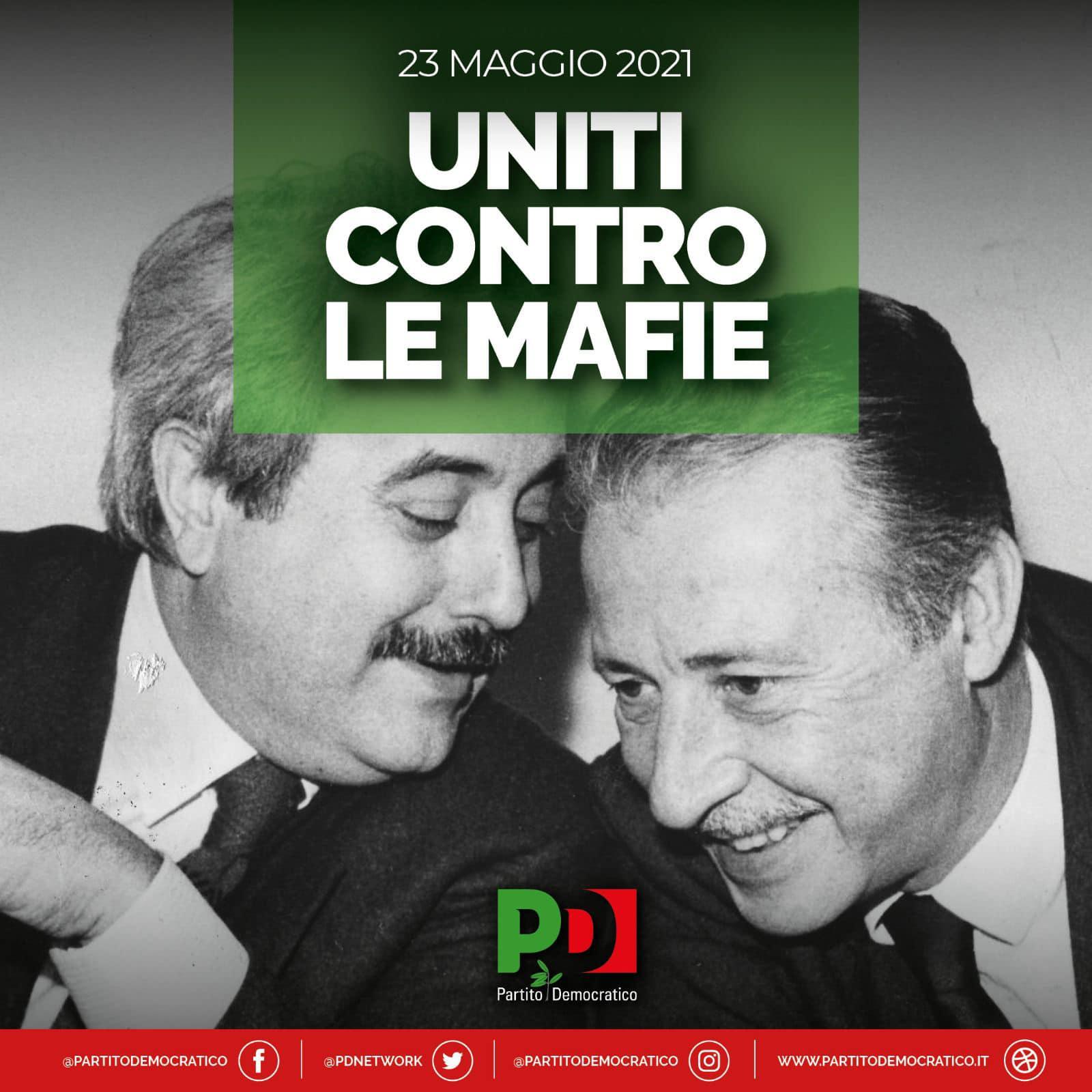 uniti contro le mafie